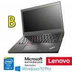 Notebook Lenovo Thinkpad X250 Core  i5-5300U 8Gb 180Gb SSD 12.5' WEBCAM Windows 10 Professional [Grade B]