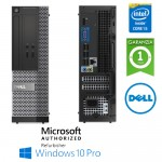 PC Dell Optiplex 3020 SFF Core i5-4590 3.3GHz 8Gb Ram 500Gb DVD-RW Windows 10 Professional