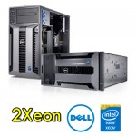 Server Rack DELL PowerEdge T710 (2) Xeon E5620 2.4GHZ 24Gb Ram 6Tb (2) PSU