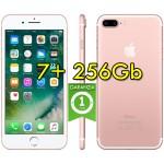 Apple iPhone 7 Plus 256Gb Rose Gold A10 MN4U2ZD/A 5.5' Oro Rosa Originale