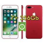 Apple iPhone 7 Plus 256Gb Red A10 MPQW2PM/A 5.5' Rosso Originale