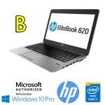 Notebook HP EliteBook 820 G1 Core i7-4600U 8Gb 180Gb SSD 12.5' HD AG LED Windows 10 Professional [Grade B]