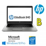 Notebook HP EliteBook 840 G1 Core i5-4300U 4Gb 320Gb 14'  Windows 10 Professional [GRADE B]