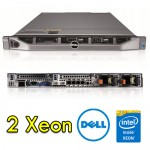 Server Rack DELL PowerEdge R610 (2) Xeon L5630 2.13GHZ 32Gb Ram 600Gb 2.5' SAS (2) PSU