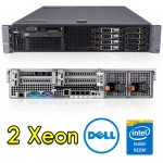 Server Rack DELL PowerEdge R710 (2) Xeon E5620 2.40 GHZ 32Gb Ram 600Gb 2.5' SAS (2) PSU