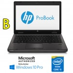 Notebook HP ProBook 6470b Core i5-3320M 2.6GHz 4Gb 500Gb 14' HD LED DVD-RW WEBCAM Windows 10 Pro. [Grade B]