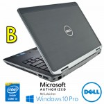 Notebook Dell Latitude E6330 Core i3-3120M 4Gb Ram 320Gb 13.3' Webcam Windows 10 Pro [Grade B]