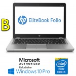 Notebook HP EliteBook Folio 9470M Core i5-3437U 1.9 4Gb 256Gb SSD 14' Windows 10 Professional [GRADE B]