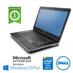 Notebook Dell Latitude E6440 Core i5-4300M 8Gb 500Gb 14.1' DVD-RW  Windows 10 Professional