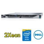 Server Rack DELL PowerEdge R630 (2) Xeon E5-2637 v3 3.5GHz 64Gb Ram 600Gb 2.5' SAS (2) PSU