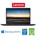 Notebook Lenovo Thinkpad T580 Core i7-8500M 8GB 512Gb SSD 15.6' LED Full HD Windows 10 Pro 3Y