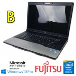 Notebook Fujitsu Lifebook E752 Core i3-3110M 4Gb Ram 320Gb DVD-RW 15.6' Windows 10 Professional [Grade B]