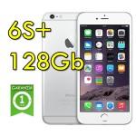 iPhone 6S Plus 128Gb Silver A9 MKUD2ZD/A Argento 4G Wifi Bluetooth 5.5' 12MP Originale