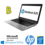 Notebook HP EliteBook 820 G2 Core i5-5300U 8Gb 256Gb SSD 12.1' HD AG LED Windows 10 Professional [Grade B]