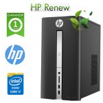 PC HP Pavilion 570-P058NL i7-7700 3.6GHz 8Gb Ram 1Tb DVD-RW GeForce GTX 1050 2GB Windows 10 HOME