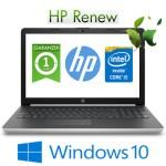 Notebook HP 15-da0125nl Core i5-7200U 2.5GHz 8Gb 1Tb 15.6' HD NVIDIA GeForce MX110 2GB Windows 10 HOME