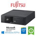 PC Fujitsu Esprimo E510 Pentium G2120 3.1GHZ 4Gb Ram 500Gb DVD-RW Windows 10 Professional