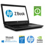 Mobile Workstation HP ZBOOK 15 G2 Core i7-4810MQ 16Gb 512Gb SSD 15.6' FHD nVIDIA Quadro K2100M Windows 10 Pro