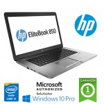 Notebook HP EliteBook 850 G2 Core i5-5300U 8Gb 320Gb 15.6' FHD AG LED Windows 10 Professional