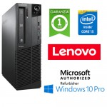PC Lenovo Thinkcentre M93p SFF Core i5-4590 3.3GHz 4Gb Ram 500Gb DVD Windows 10 Professional