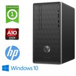 PC HP Pavilion 590-P0008NL AMD A10-9700 3.5GHz 8Gb 1Tb DVD-RW GEFORCE GT 1030 2GB Windows 10 HOME