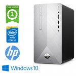 PC HP Pavilion 595-P0014NL Core i7-8700 3.2GHz 8Gb 1Tb + 16GB SSD DVD-RW GEFORCE GTX 1050 4GB Win 10 HOME
