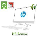 PC HP All in One 24-F0006NL AMD A9-9425 3.1GHZ 8Gb 1Tb + 128GB SSD DVD-RW 23.8' FHD Windows 10 HOME