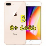 Apple iPhone 8 Plus 64Gb Gold A11 MQ8N2QL/A 5.5' Oro Originale iOS 12 [Grade B]
