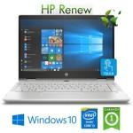 Notebook HP Pavilion x360 14-cd0998n Intel Core i3-8130 2.2Ghz 8Gb 256Gb SSD 14' FHD TS Windows 10 HOME