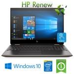 Notebook HP Spectre X360 15-df0005nl Core i7-8750H 16Gb 512Gb SSD 15.6' TS GeForce GTX1050 4GB Windows 10 HOME