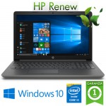 Notebook HP 15-DA0098NL Core i3-7020U 2.3GHz 8Gb 1Tb + 128GB SSD 15.6' HD DVD-RW Windows 10 HOME