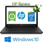 Notebook HP 15-bs151nl Core i3-5005U 2.0GHz 8Gb 1Tb 15.6' HD BV LED DVD-RW Windows 10 HOME