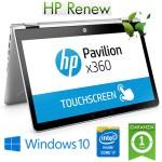 Notebook HP Pavilion x360 14-cd0024nl Intel Core i7-8550U 8Gb 256Gb SSD 14' FHD GeForce MX130 4GB Win. 10 HOME