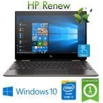 Notebook HP Spectre X360 15-df0006nl Core i7-8750H 16Gb 512Gb SSD 15.6' TS GeForce GTX1050 4GB Windows 10 HOME