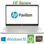 Notebook HP Pavilion 15-CW0013NL RYZEN5-2500U 16Gb 256Gb SSD 15.6' FHD Windows 10 HOME