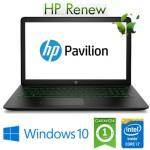 Notebook HP Pavilion Power 15-cb029nl i7-7700HQ 16Gb 1Tb + 128Gb SSD NVIDIA GeForce GTX1050 15.6' Win. 10 HOME