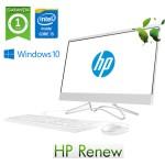 PC HP All in One 24-F0002NL Core i5-8250U 1.6GHZ 4Gb 1Tb 23.8' FHD LED DVD-RW Windows 10 HOME
