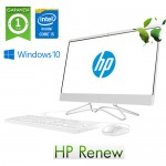 PC HP All in One 24-F0021NL Core i5-8250U 1.6GHZ 8Gb 1Tb+16Gb SSD DVD-RW 23.8' FHD Windows 10 HOME