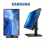 Monitor LCD 23 Pollici Samsung S23C650D Full HD LED 1920x1080 Black