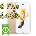 iPhone 6 Plus 64Gb Oro A8 WiFi Bluetooth 4G Apple MGAJ2QN/A 5.5' Gold