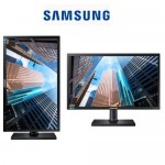 Monitor LCD 24 Pollici Samsung S24E650PL Full HD LED 1920x1080 Black