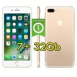 Apple iPhone 7 Plus 32Gb Gold A10 MNQJ2LL/A 5.5' Oro Originale