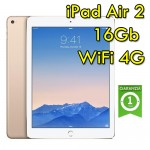 iPad Air 2 16Gb Oro WiFi Cellular 4G MH2W2LL/A 9.7' Retina Bluetooth Webcam Originale