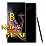 Smartphone Samsung Galaxy Note 9 SM-N960F 6.3' FHD 6Gb RAM 512Gb 12MP Black[Grade B]