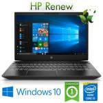 Notebook HP Pavilion Gaming 15-CX0999NL Core i5-8300U 8Gb 1TB+128Gb 15.6' FHD GTX 1050 2GB Windows 10 HOME
