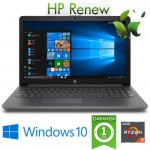 Notebook HP 15-db1043nl AMD Ryzen3 3200U 2.6GHz 8Gb 256Gb SSD 15.6' FHD BV LED Windows 10 HOME