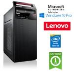 PC Lenovo Thinkcentre E73 CMT Intel Core i3-4150 3.5GHz 8Gb Ram 500Gb DVD-RW Windows 10 Professional Tower