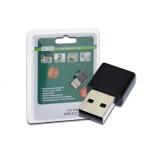 CHIAVETTA DIGITUS DN70542 NANO USB WIFI 300 MBIT IEEE 802.11N (2.4GHz)
