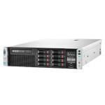 Server HP Proliant DL380p G8 (2) Xeon Quad Core E5-2609 2.4 64Gb Ram 600Gb 2.5' (2) PSU Smart Array P420i/512