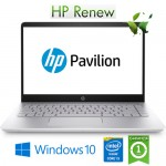 Notebook HP Pavilion 14-ce2005nl i5-8265U 16Gb 512Gb SSD 14' FHD NVIDIA GeForce MX130 2GB Windows 10 HOME
